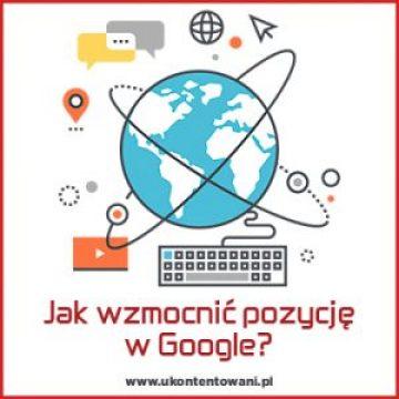 seo pozycjonowanie google