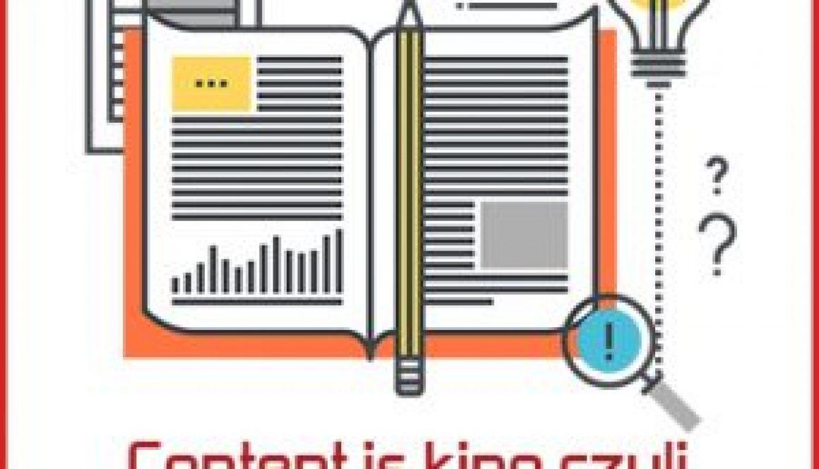 content marketing treści