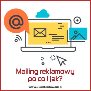 newsletter mailing reklamowy