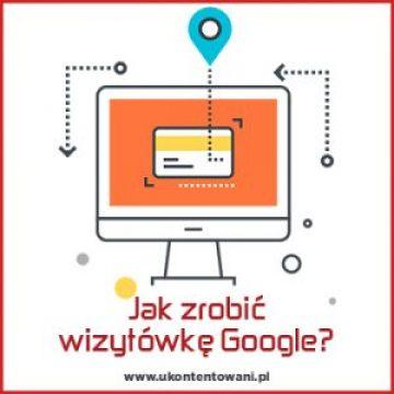 wizytówka google jak zrobić
