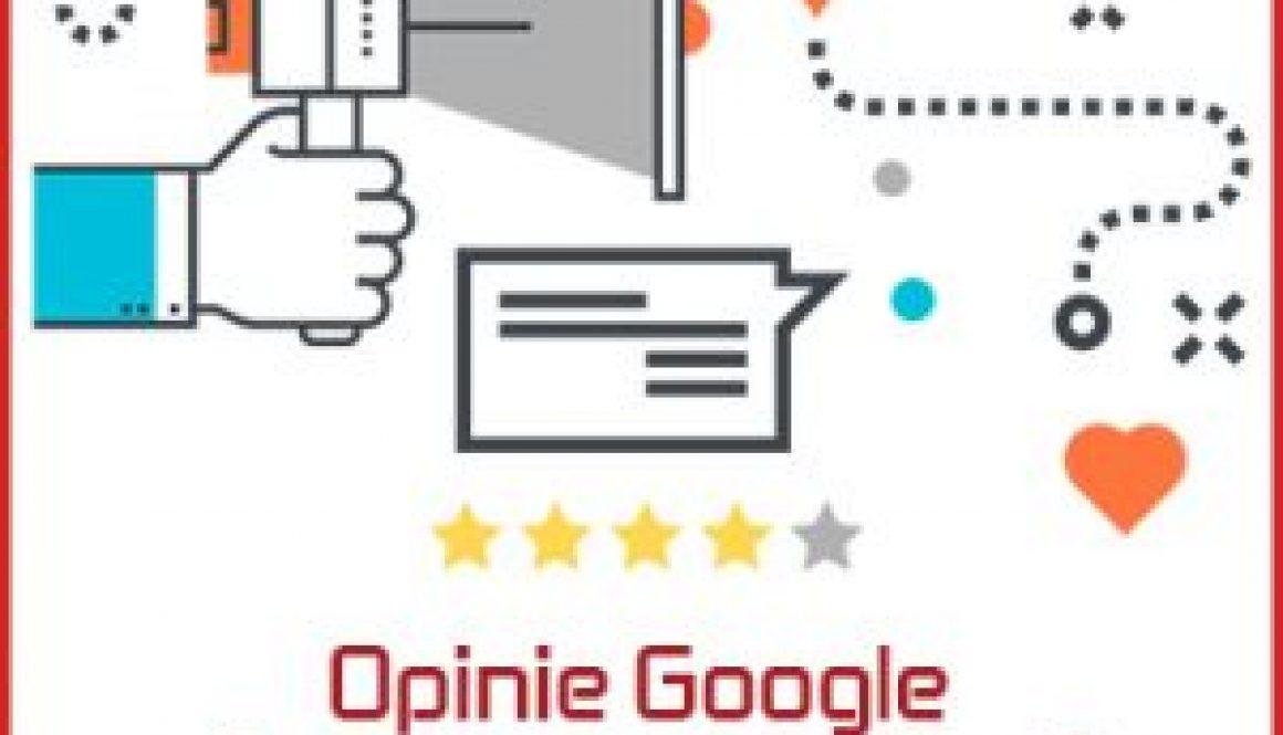 dlaczego opinie google są ważne