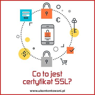 po co jest certyfikat ssl