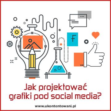 projektowanie grafik pod social media