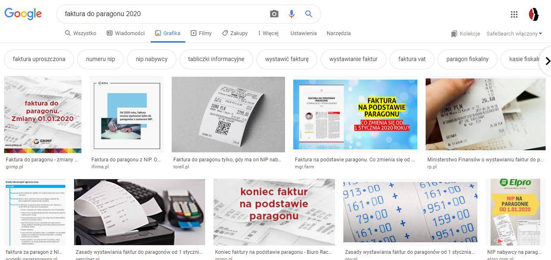 google grafiki wyszukiwarka