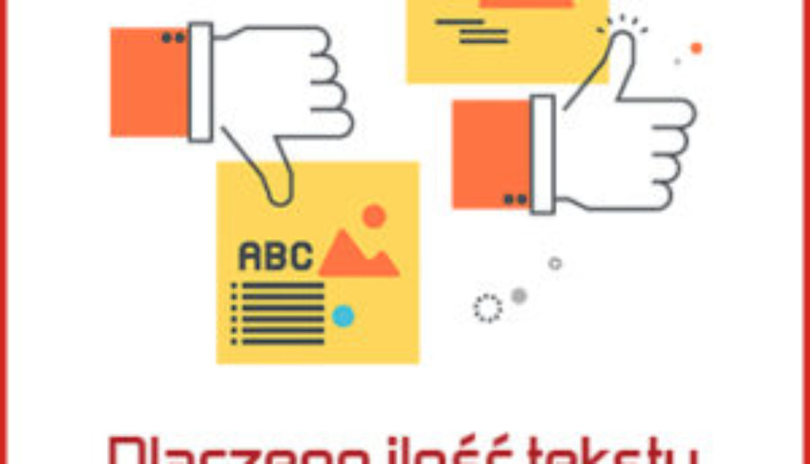 ilość tekstu na grafice do reklam FB