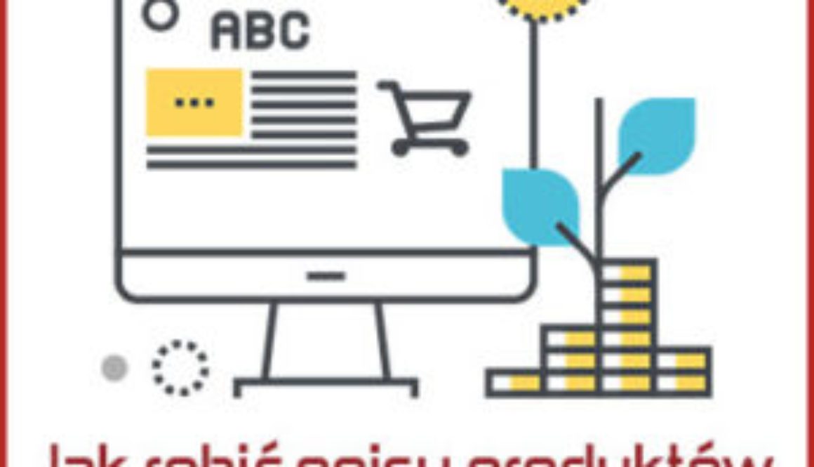 Opisy produktów do sklepu internetowego